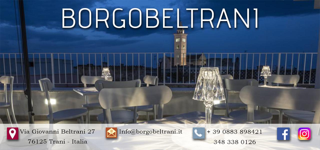 In vendita Bed & Breakfast a Trani – BORGOBELTRANI