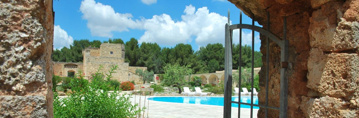 Vendita Masseria Relais Hotel a Gallipoli